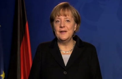 Dr. Angela Merkel, Chancellor of the Federal Republic of Germany