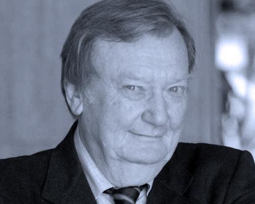 Professor Carlo Rubbia